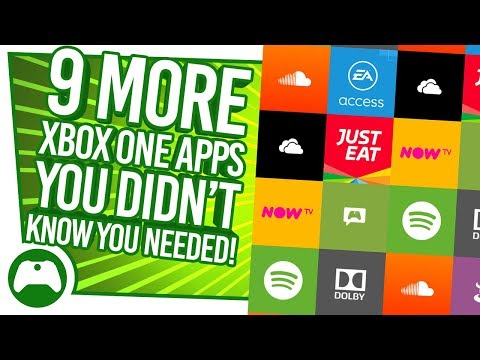9 More Xbox One Apps You Didn't Know You Needed!