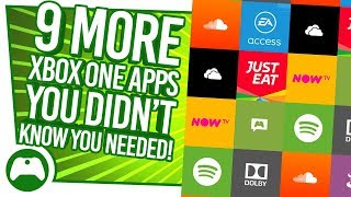 9 More Xbox One Apps You Didn