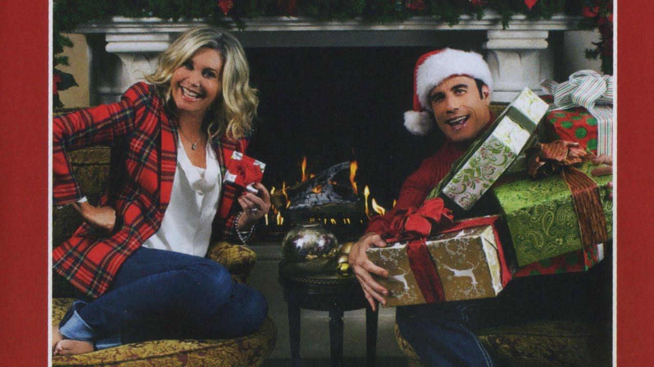 John Travolta, Olivia Newton-John Christmas Album Plunges Nation ...