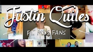 Justin Quiles - Si Ella Quisiera ft. Mis Fans [Official Video]
