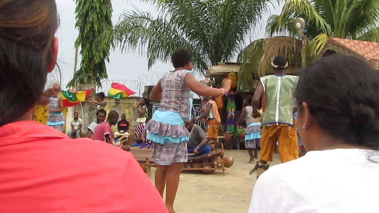 Traditional Ghana Music and Dance