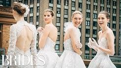 Monique Lhuillier's Wedding Dresses | Spring 2018 | BRIDES