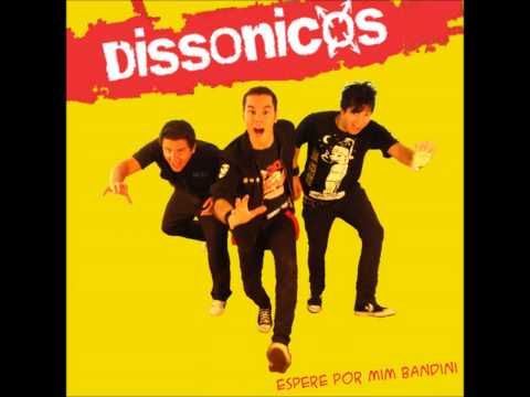 Dissonicos - Espere Por Mim Bandini (2008) (Full Album)