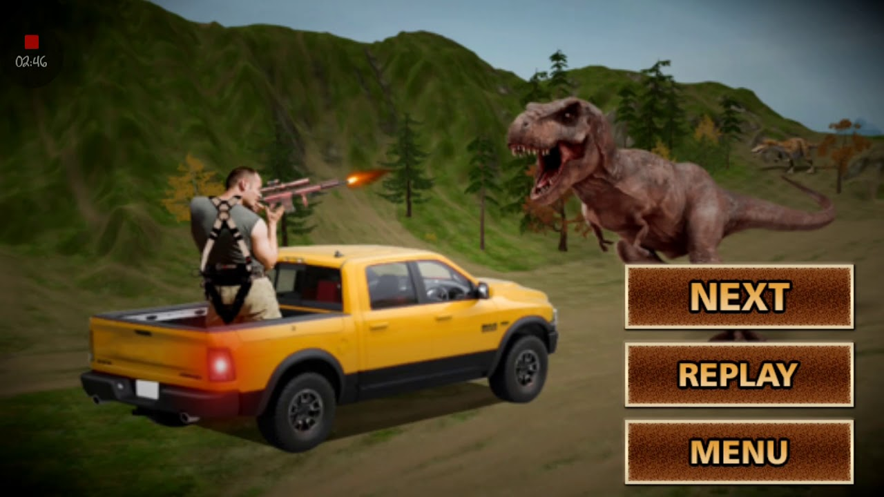 Animal Hunting: Jeep Drive games for iOS & Android