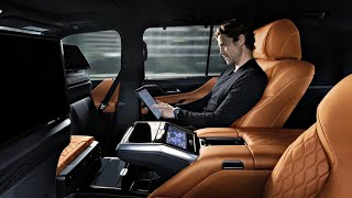 2022 lexus lx600 interior, (lx600 interior) The king of family luxury SUVs! lx600, lexus lx600 2022!