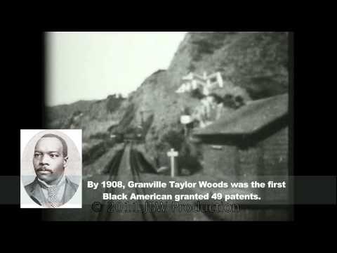 Granville Taylor Woods Patent No. 373915 Video Segment 4