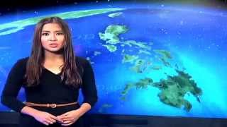 WMO Weather Report 2050 - Philippines