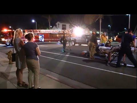 Pedestrian Killed in Canoga Park
