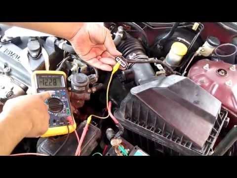 como revisar sensor air flow test maf vw jetta bora avi doovi