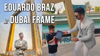 Eduardo Braz - Digital Magic at Dubai Frame