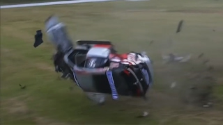 TERRIFYING Motorsport Crash Compilation | NO FATAL | *Pure Sound* - Full Part | 2016