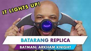 Batman: Arkham Knight - Batarang Replica (Unboxing)