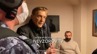 Невзоров. Православный фанатик. Нападение. Развязка.  #невзоровскиесреды