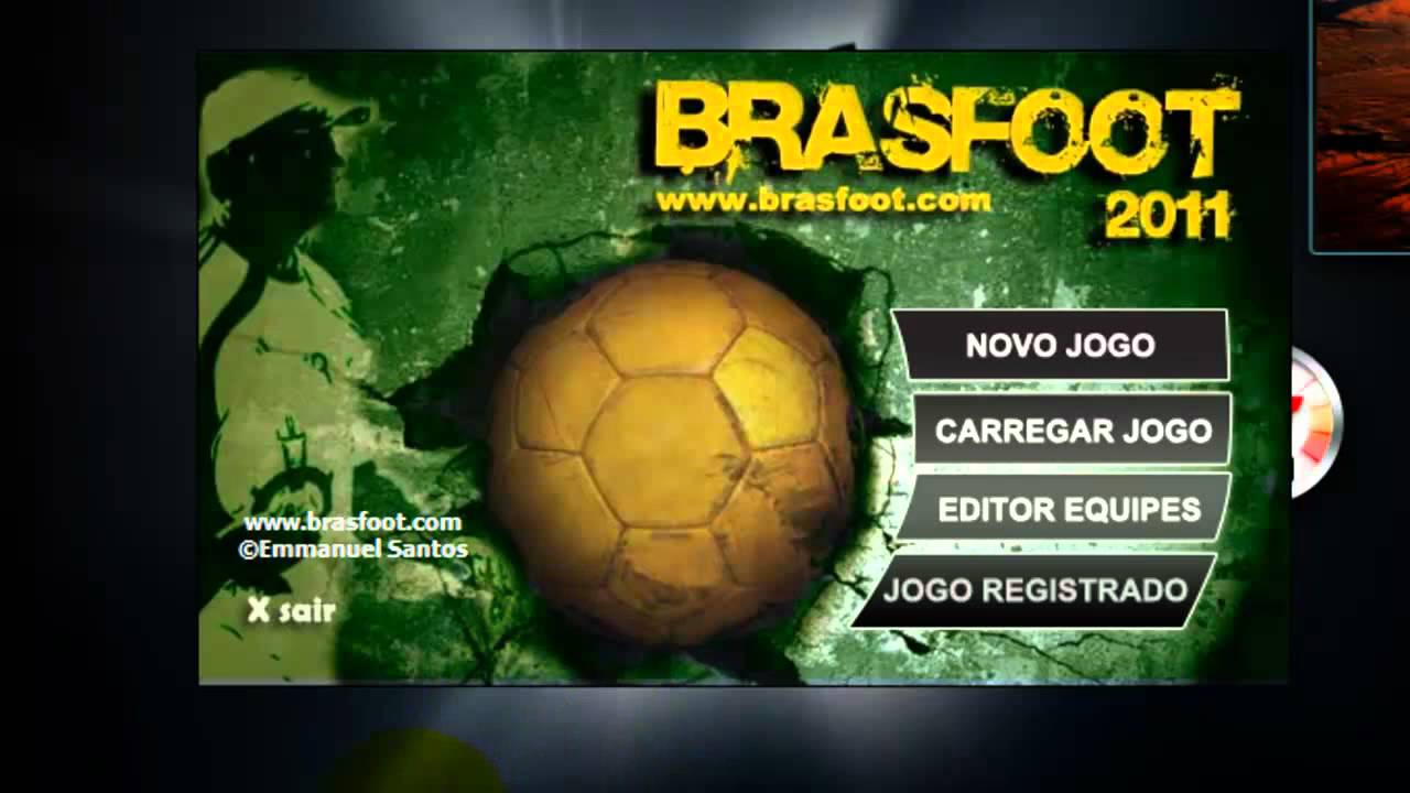 brasfoot 2011 atualizado