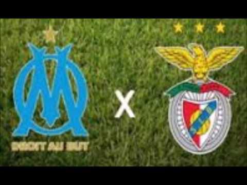Marselha 1 2 Benfica   2009 10 Maxi Pereira & Alan Kardec RR