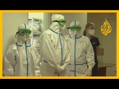 مستجدات فيروس #كورونا حول العالم  - نشر قبل 3 ساعة