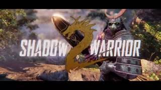 Кооперативное прохождение Shadow Warrior на русском - часть 1 - Демоны, катана и снова демоны