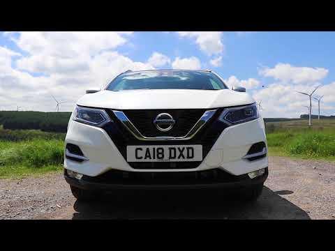 Nissan Qashqai 2018 Mobility Review