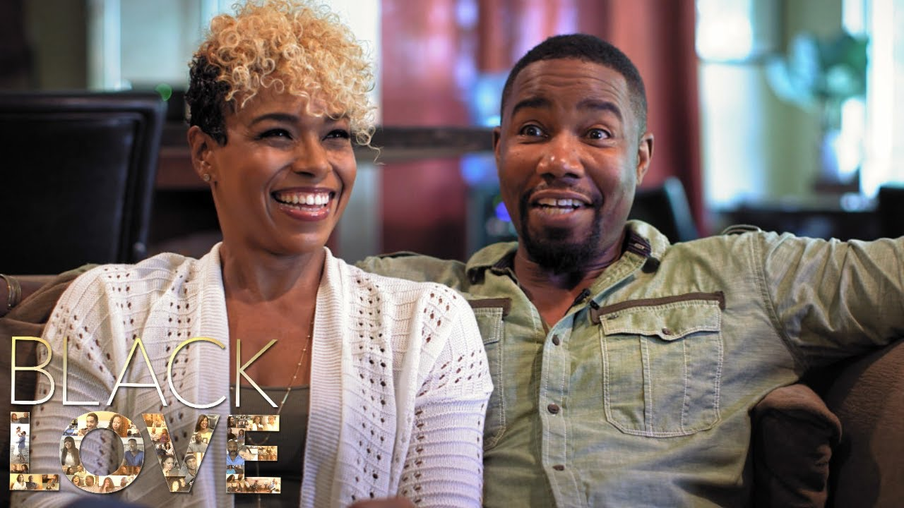 Michael Jai White Confessed His Love to Gillian When He Thought He Was Dying | Black Love | OWN