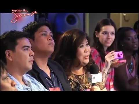 Natatanging panayam sa isang World Idol: Jessica Sanchez meets Jessica Soho