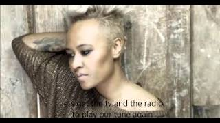 Emeli Sande ~ Read all about it (Part III): lyrics/instrumental