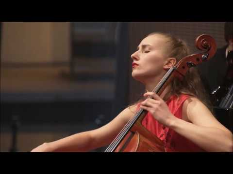 Margarita Balanas & Samuel Parent: César Franck Sonata for Cello and Piano, 1st Movement