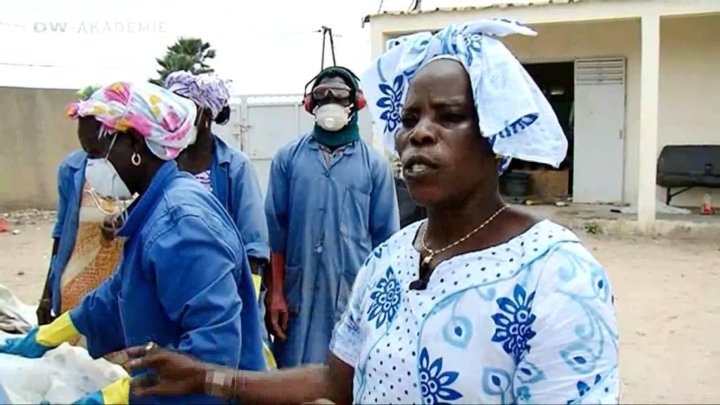 Histoires Africaines I - La Transformation de déchets