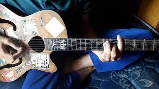 Crazy Rasta - Di dekatmu cover guitar full