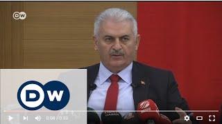 Davutoğlu'nun Halefi Yıldırım - Dw Türkçe
