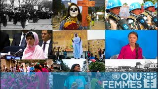 Journée internationale des femmes 2020: Nous sommes de la #GénérationÉgalité