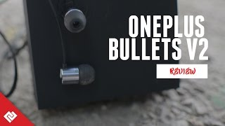 Oneplus Bullets V2 Earphone Unboxing & Review | India Price | Specifications, Quality & Verdict