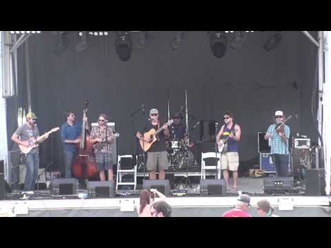 Coral Creek String Band - full set YarmonyGrass 8-16-14 SBD HD tripod