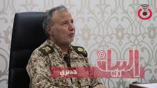 البيان تنفرد بلقاء اللواء أسامة جويلي قائد المنطقة العسكرية الغربية