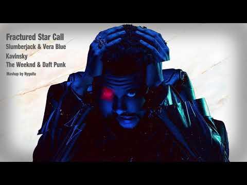 Slumberjack x Kavinsky x The Weeknd & Daft Punk - Fractured Star Call (Mashup by Nyguita)
