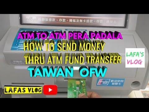How To Send Money Through Atm Machine