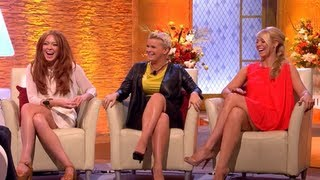 ATOMIC KITTEN ON THE ALAN TITCHMARSH SHOW - THE BIG REUNION