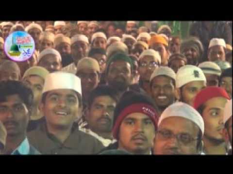 Hazrat Maulana Abulhaqqani sahib bayan Jashne Eid Milaadun Nabi Hyderabad - Part 1