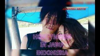 Honeymoon in Jawa, Indonesia (LDR Couple Indonesia-Austria)