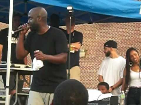 De La Soul - Buddy -  Live at Brooklyn Hip Hop Festival 2010