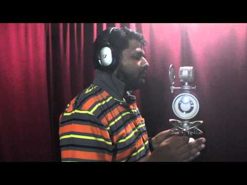 Anjan Song Recording Session