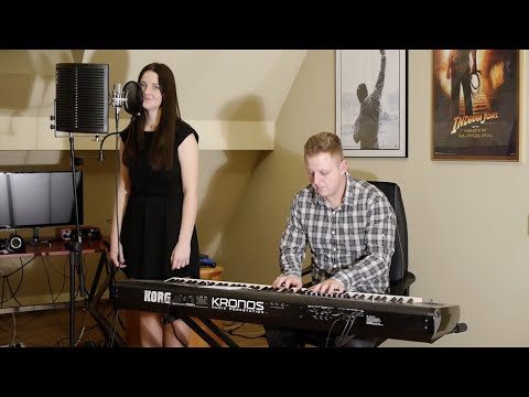 Gary Jules - Mad World - Vocal/piano/alto Flute Cover By Paulina Wirska And Madmanflute