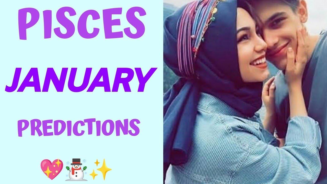 Pisces Monthly Horoscope 2021