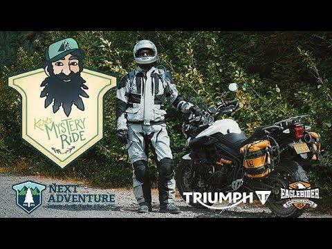 Latus Triumph Presents: Karl's Mystery Ride August Teaser