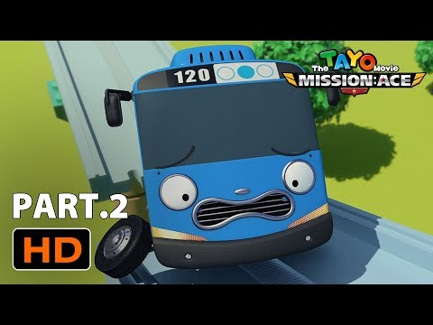 Movie For Kids L The Tayo Movie L Mission Ace L Special Clip Part 2 L Tayo The Little Bus