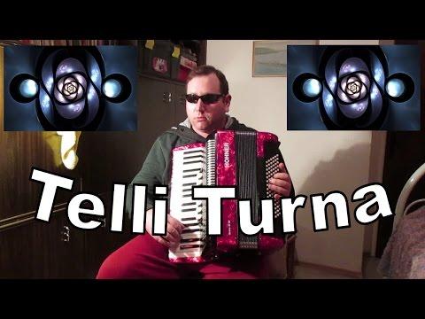 Telli Turna (Yeni Türkü) Akordeon Enstrumantal - Murathan