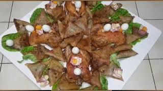 poulet rôti#احسن#طريقة#لشوي#الدجاج في الفرن دون توابل مرافق ببريوات الكفتة طبق راءع و هماوي للضيوف