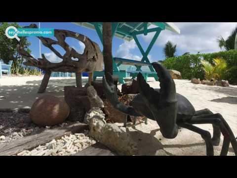 Seychelles #1 of top restaurant on La Digue - Fish Trap Bar § Restaurant