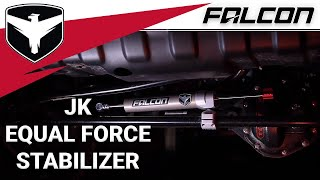 Falcon Shocks Product Launch: JK Nexus EF Stabilizer