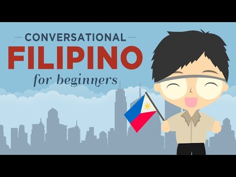 Learn Filipino (Tagalog) Online Course