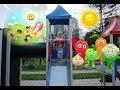 PLAC ZABAW - GANG ŚWIEŻAKÓW  ❤ Bajki dla dzieci po polsku